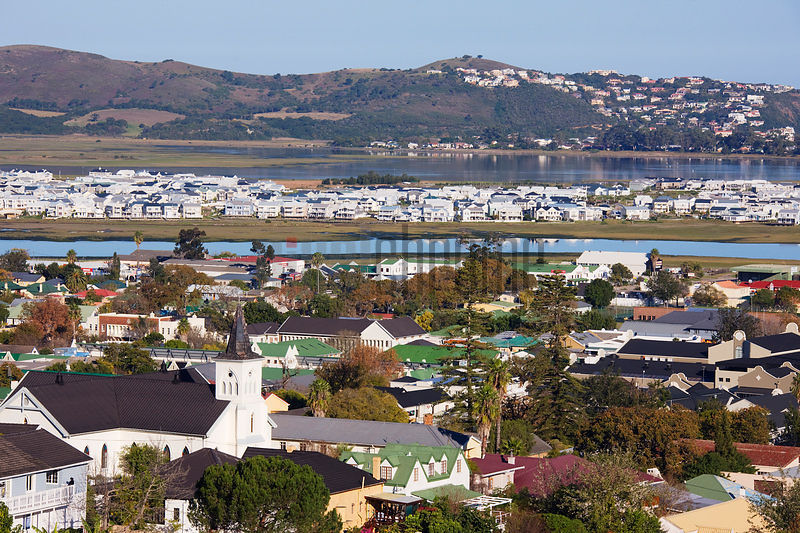 Coastal Town of Knysna Western Cape South Africa