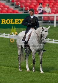 Andrew Nicholson and Avebury - Dressage