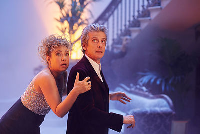 Doctor Who: Special: Christmas 2015: The Husbands of River Song