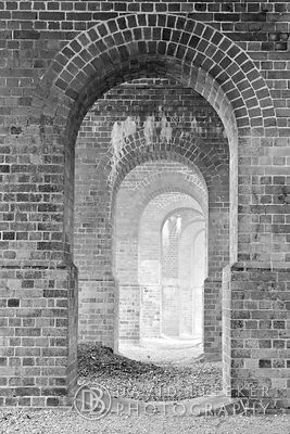 Railway Bridge Arches