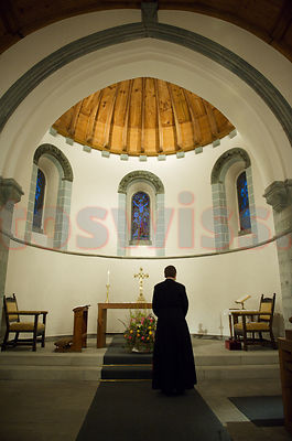 Anglican Church St.Moritz Commemoration Thanksgiving Evensong