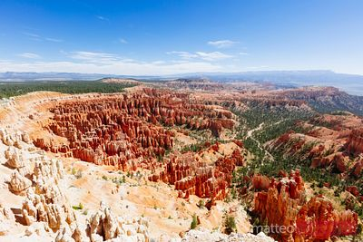 Main amphitheatre, Bryce Canyon, USA