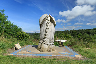 Spirit of the Dragon, Newcastle Emlyn castle