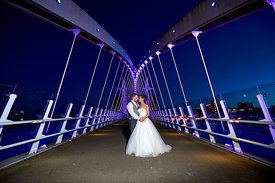 Wedding at The Lowry, UK