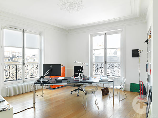 OFFICE SPACE BY MARIE ALFROID ARCHITECTURE PARIS FRANCE