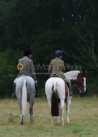 Cottesmore Hunt at Furze Hill 8/9
