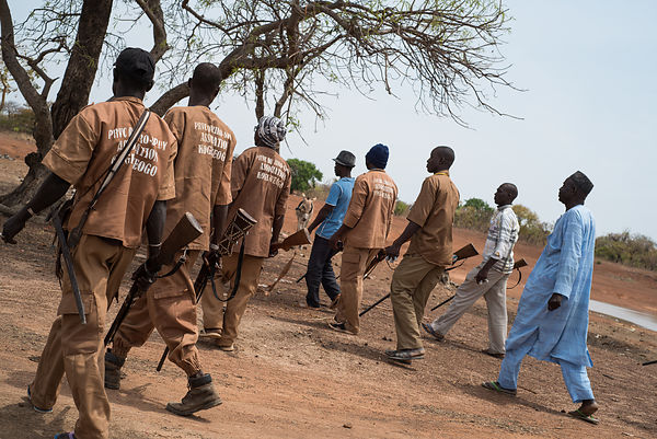 Rencontre avec les Kogl-weogo de Sapouy (Burkina Faso)