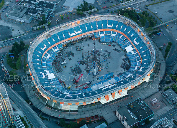 BC Place Stadium Overhaul