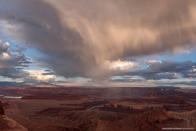 After the storm - Dead Horse Point - Utah
