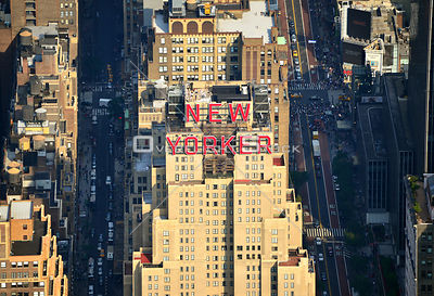 The New Yorker Hotel Manhattan New York