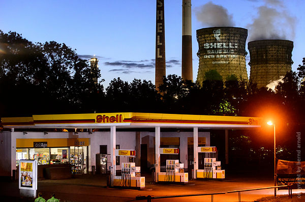 "Greenpeace Aktion ""Shell: Raus aus der Arctic""  