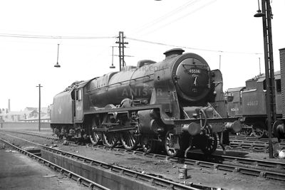 PHOTOS OF FOWLER PATRIOT CLASS 4-6-0 LMR STEAM LOCOS