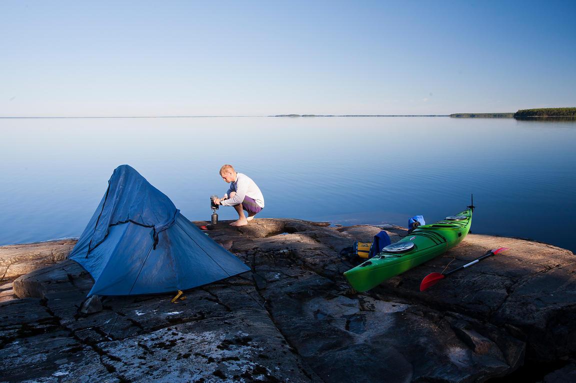 Oulujärvi Camping