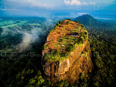 UNESCO Lion Rock Fortress City of Sigiriya Sri Lanka