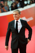 Christoph Waltz on the red carpet at the Rome Film Festival, , Rome Italy, 26 Oct, 2017