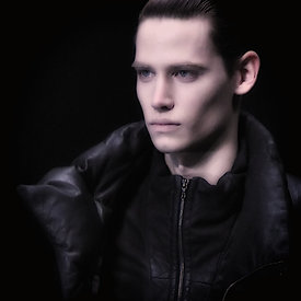 """Julius Runway AW12/13: Model Portrait - 3"""