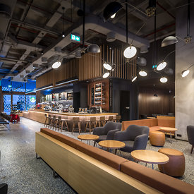Starbucks Reserve Vadistanbul Avenue, Istanbul_high res