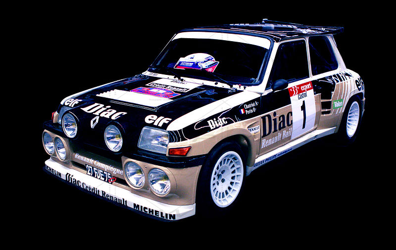 Renault 5 Turbo 2
