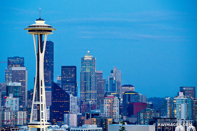 Seattle Washington - All Photos