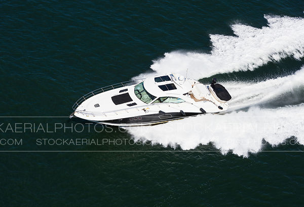 Luxury Powerboat