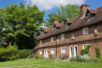 Alms houses Friern Barnet, London