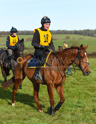 Alex Vaughan-Jones - The Melton Hunt Club Ride