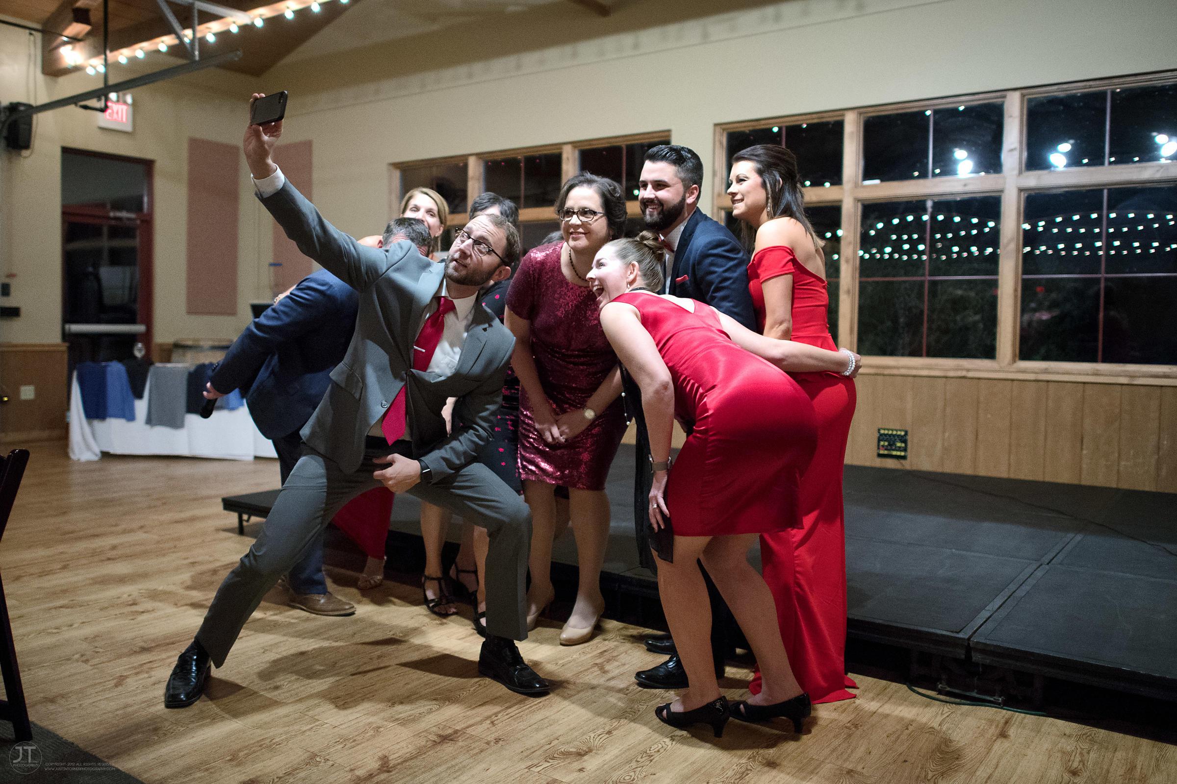 Justin Torner Photography | Red Shamrock Red Tie Gala