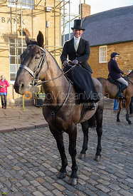 Sophie Walker at the meet in Oakham