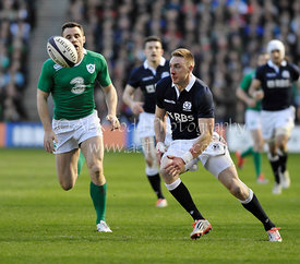 Scotland v Ireland, RBS 6 Nations, 21st March 2015