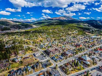 Breckenridge Ski Resort and Town Colorado