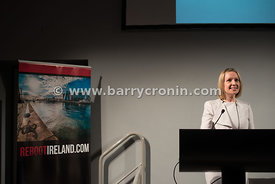 13th March, 2015.Lucinda Creighton (pictured) launches her new political party RenuaIreland in the Science Gallery, Dublin......
