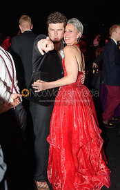 Nick Winterton, Naomi Sarfaty-Wells. The Quorn Hunt Ball