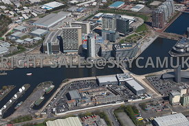 Manchester Media City BBC ITV Coronation Street Salford Quays