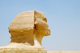 Great Sphinx of Giza Profile
