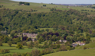 Ilam Hall and Ilam