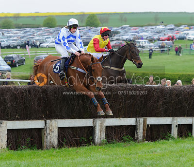 Race 4 - Club Race - Quorn Hunt Point to Point 2014