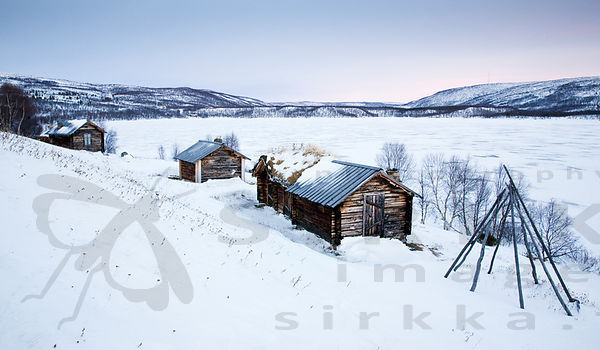 Utsjoki Church Huts