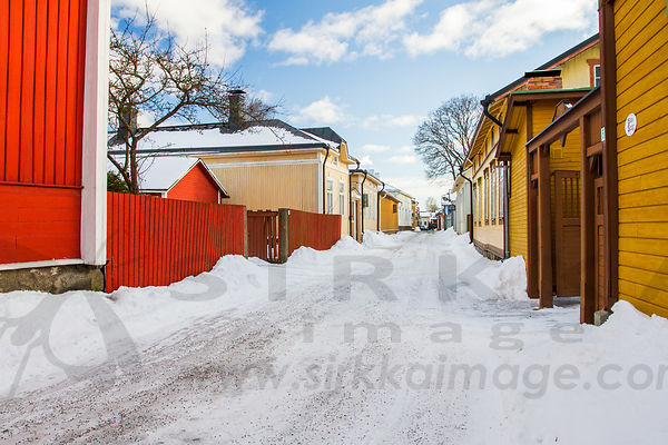 Old Rauma is the largest unified historical wooden town in the Nordic countries and UNESCO World Heritage site