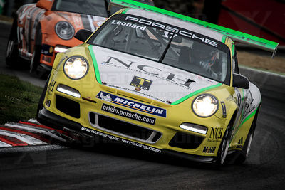 Porsche Carrera Cup Brands Hatch Indy