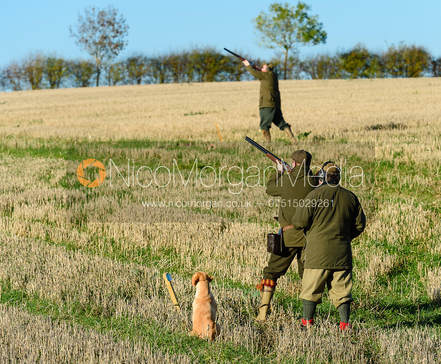 GWCT Partridge Shoot - Ropsley