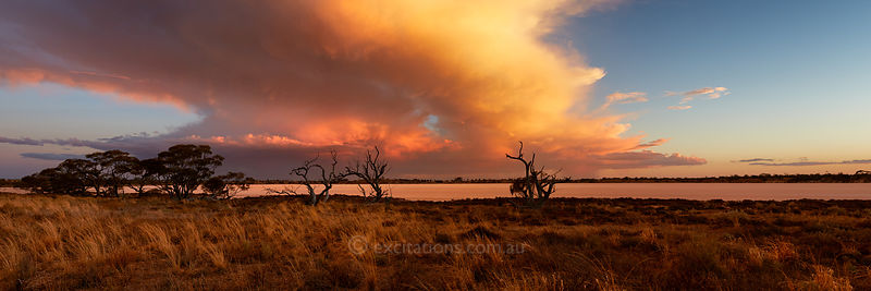 Murray Sunset National Park, Victoria, Australia.