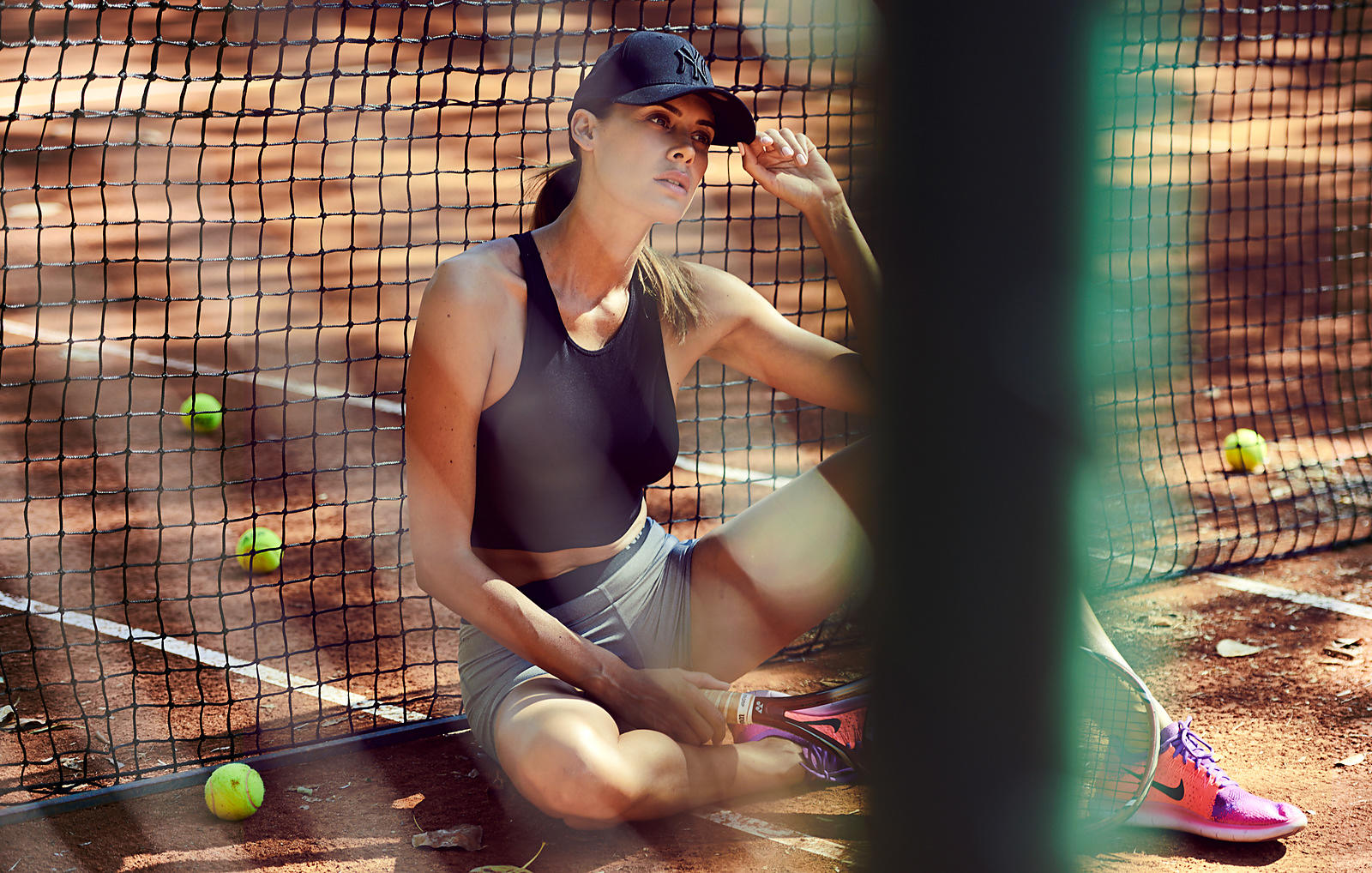female tennis model | Matt Leete Photographer