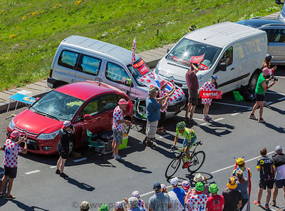 The Cyclist Rafal Majka - Tour de France 2016
