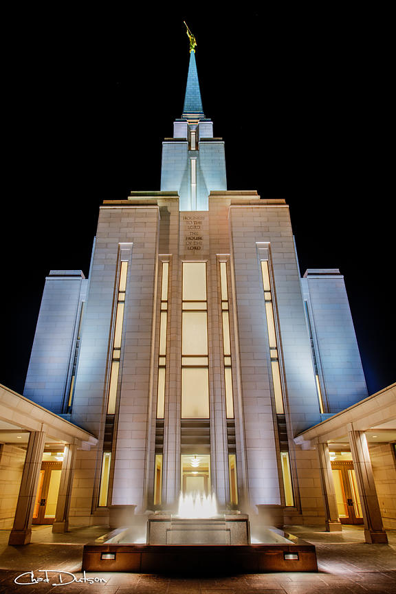 Oquirrh Mountain Temple I