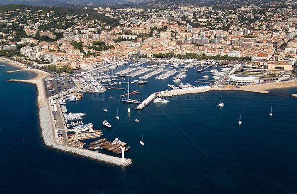 Cannes Harbour, France
