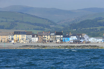 BORTH FROM THE SEA