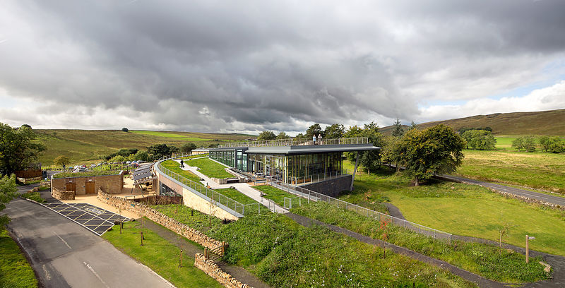 The Sill Visitors Centre