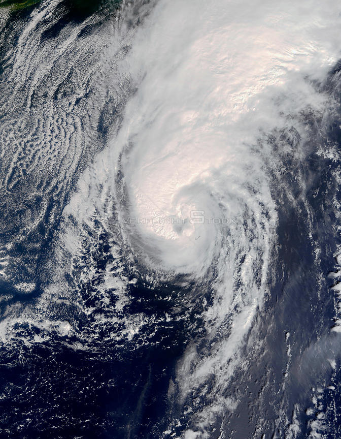 EARTH Atlantic Ocean -- 11 Sep 2006 -- It's a whopper... Hurricane Florence is the sixth named storm of the 2006 Atlantic Hur...