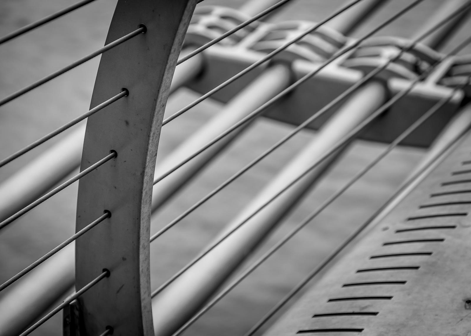 Millenium Bridge Detail 1