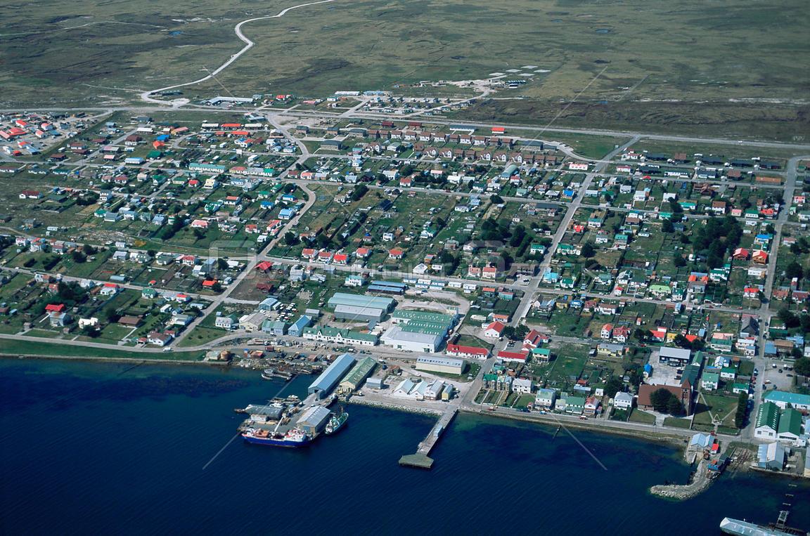 Las Islas Malvinas tendrían su puerto de aguas profundas